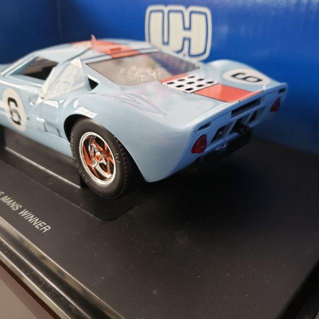 Miniatura 1:18 Ford GT 1969 Le Mans Winner RARA! - Foto 3