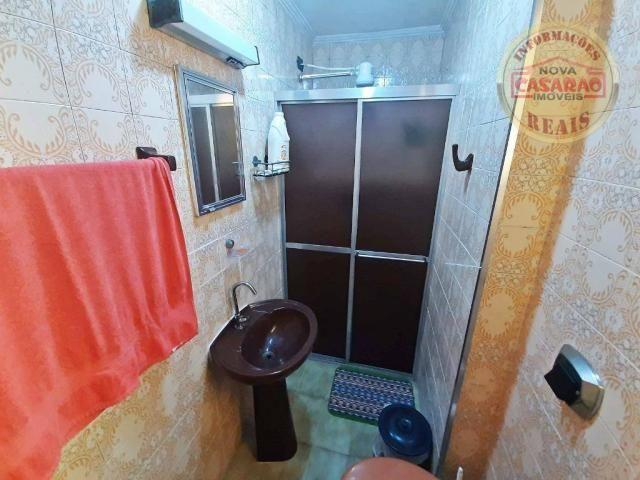 Apartamento com 3 dormitórios à venda, 115 m² por R$ 320.000 - Tupi - Praia Grande/SP - Foto 13