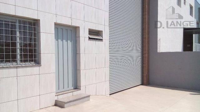 Barracão para alugar, 220 m² por R$ 3.000,00/mês - Parque Via Norte - Campinas/SP - Foto 2