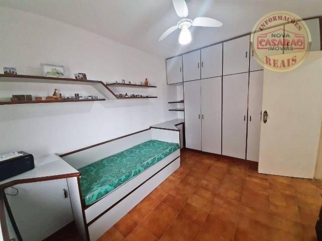 Apartamento com 3 dormitórios à venda, 115 m² por R$ 320.000 - Tupi - Praia Grande/SP - Foto 15