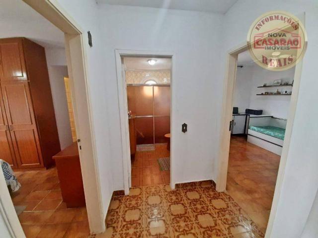 Apartamento com 3 dormitórios à venda, 115 m² por R$ 320.000 - Tupi - Praia Grande/SP - Foto 10