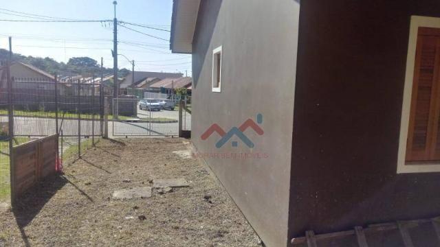 Casa com 2 dormitórios à venda, 50 m² por R$ 155.000,00 - Centro - Nova Santa Rita/RS - Foto 6
