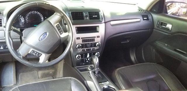 Vendo ou troco Ford Fusion 2.5 - Foto 4