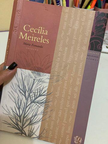 Melhores poemas - Cecília Meireles