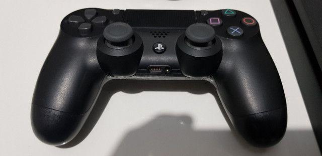 Sony PlayStation 4 Slim jet black 500gb CUH2015A - Foto 3
