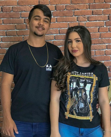 Camisetas masculina e femininas - Foto 2
