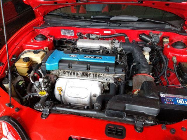 Hyundai Coupê FX 2.0 16V 2000 eclipse Calibra Audi BMW alfa - Foto 12