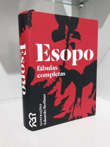 Esopo (Cosac Naify)