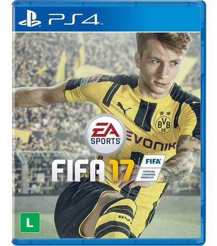 Jogo Fifa 17 Playstation 4 Original Usado - Foto 3