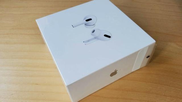 Airpods Pro Novo Lacrado Garantia Apple - Aceito trocas