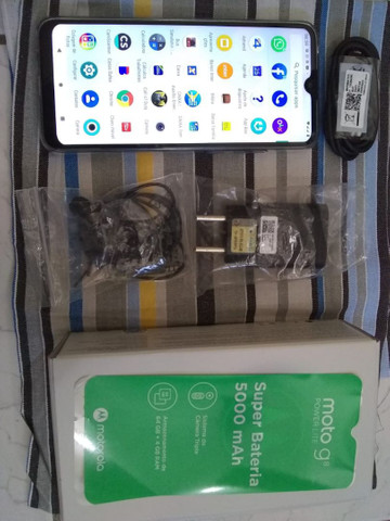 Moto g8 pawer lite - Foto 3