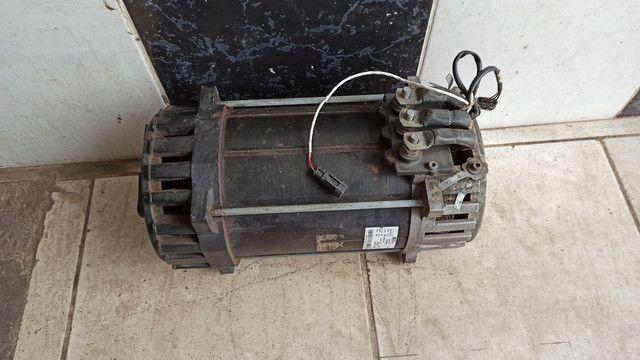 Motor carro elétrico 20 cv com controlador
