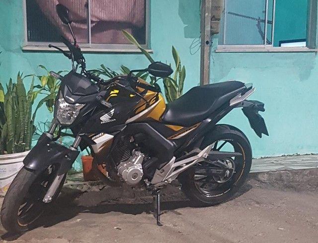 Moto CB semi nova  - Foto 3