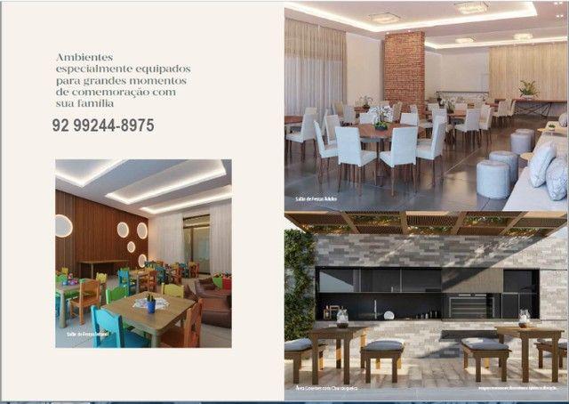 Vila Residence Unidades de 367 m² Bairro Adrianópolis Seu Apart do Seu Jeito  - Foto 6