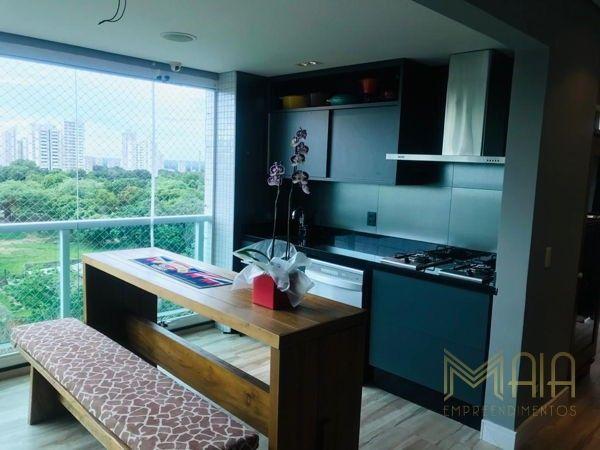 Apartamento com 3 quartos no Villaggio Toscana - Bairro Duque de Caxias I em Cuiabá - Foto 2