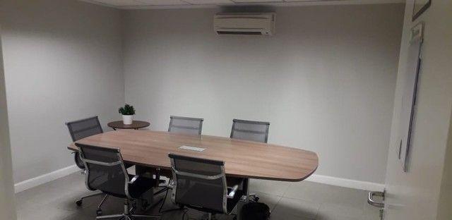 Sala para reunião e posição de coworking - Foto 9
