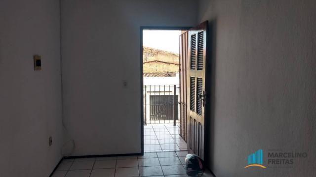 Apartamento com 2 dormitórios para alugar, 55 m² por R$ 509,00/mês - Barra do Ceará - Fort - Foto 6