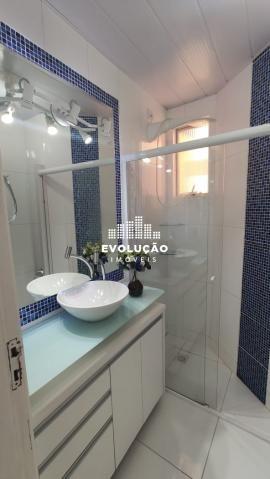 Apartamento à venda com 2 dormitórios em Capoeiras, Florianópolis cod:9818 - Foto 18