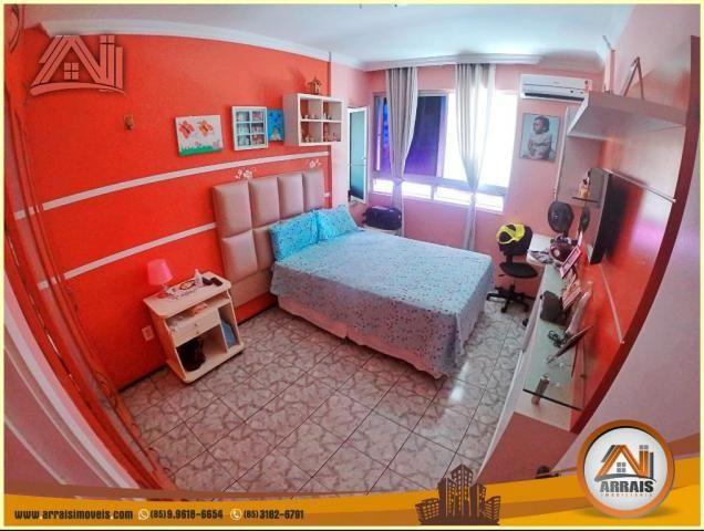 Apartamento à venda, 117 m² por R$ 370.000,00 - Vila União - Fortaleza/CE - Foto 9
