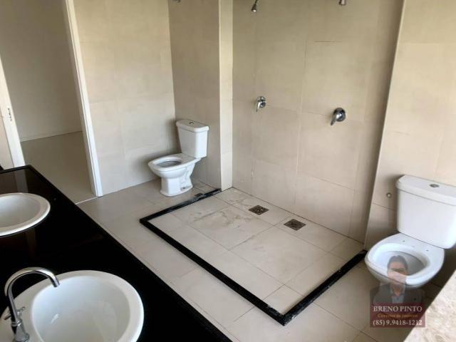 Apartamento no Cosmopolitan com 4 dormitórios à venda, 259 m² por R$ 2.650.000 - Guararape - Foto 9