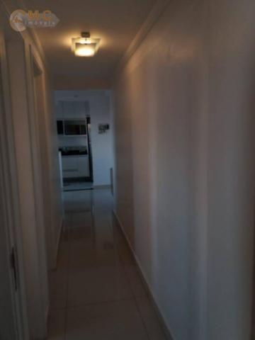 Apartamento com 2 dormitórios à venda, 53 m² por R$ 265.000 - Jardim Nova Europa - Campina - Foto 4