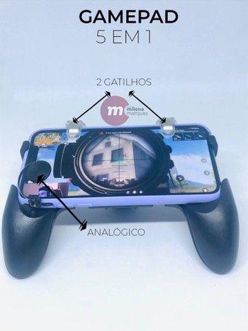 Game pad com gatilho  - Foto 2