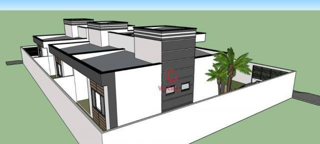 Casa linear com 2 dormitórios à venda, 62 m² Terra Firme - Rio das Ostras/RJ - Foto 9