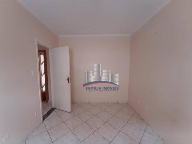 Apartamento com 2 dormitórios para alugar por R$ 1.799,98/mês - Encruzilhada - Santos/SP - Foto 18