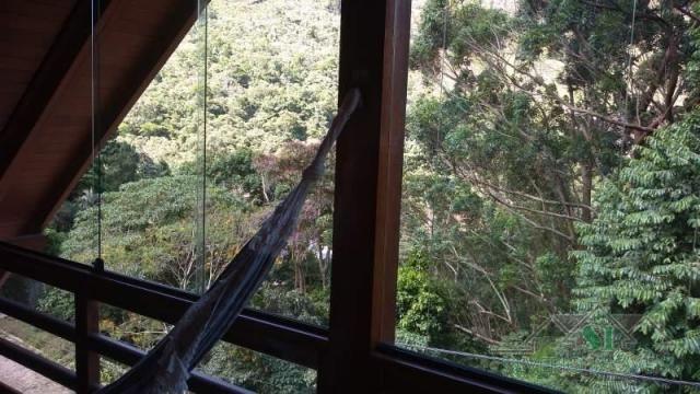 Casa à venda com 3 dormitórios em Vale dos esquilos, Petrópolis cod:2690 - Foto 16