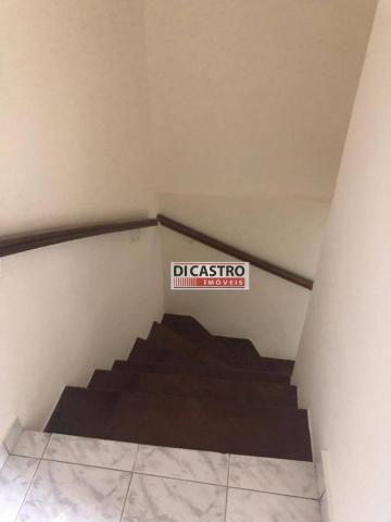 Sobrado com 4 dormitórios para alugar, 195 m² por R$ 2.000,00/mês - Rudge Ramos - São Bern - Foto 17
