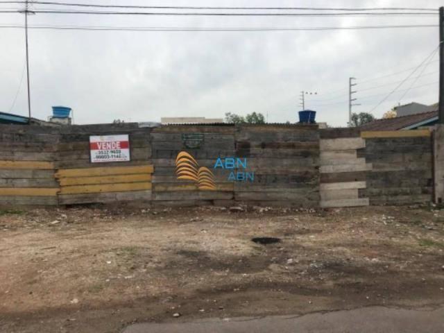 Terreno à venda, 546 m² por R$ 550.000 - Sítio Cercado - Curitiba/PR - Foto 5