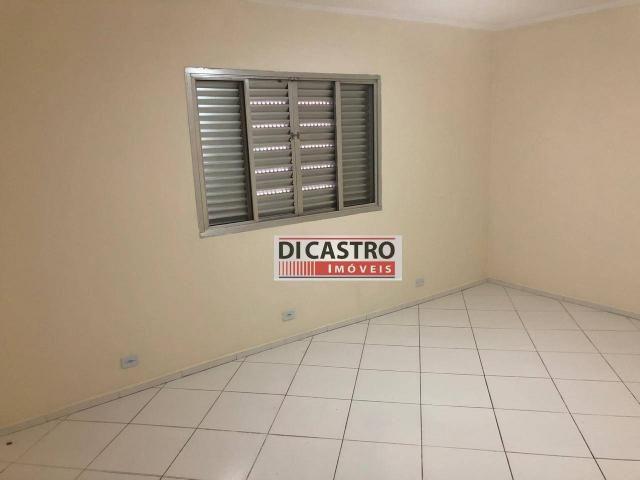 Sobrado com 4 dormitórios para alugar, 195 m² por R$ 2.000,00/mês - Rudge Ramos - São Bern - Foto 16