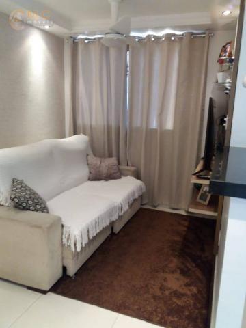 Apartamento com 2 dormitórios à venda, 53 m² por R$ 265.000 - Jardim Nova Europa - Campina - Foto 7