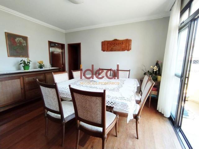 Apartamento à venda, 3 quartos, 1 suíte, 2 vagas, Ramos - Viçosa/MG - Foto 3