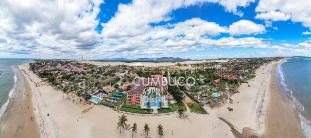 Apartamento com 1 dormitório à venda, 46 m² por R$ 285.000,00 - Cumbuco - Caucaia/CE - Foto 14