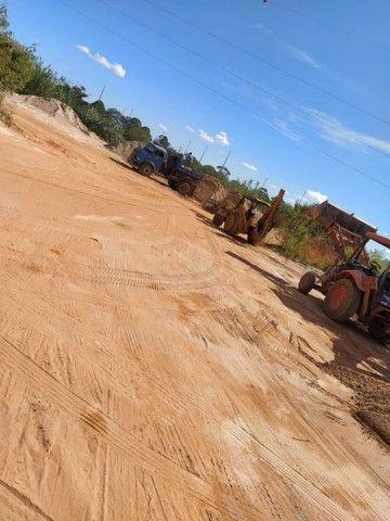 Areia média e fina lavada - FX FORNECEDORA - Foto 3