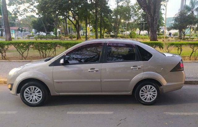 Oportunidade, R$ 2500 abaixo da tabela para vender rápido,  Fiesta sedan 1.6 Flex completo - Foto 5