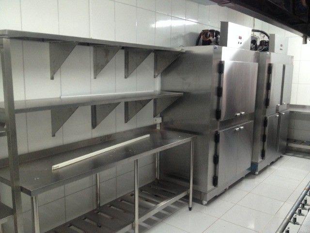 Cozinha Industrial Inox - Foto 2