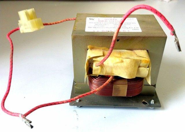 Transformador micro-ondas Panasonic Piccolo NM-ST354WRUN