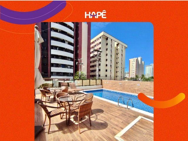Apartamento Quarto e Sala próximo ao mar com área útil de 47m² na Jatiúca
