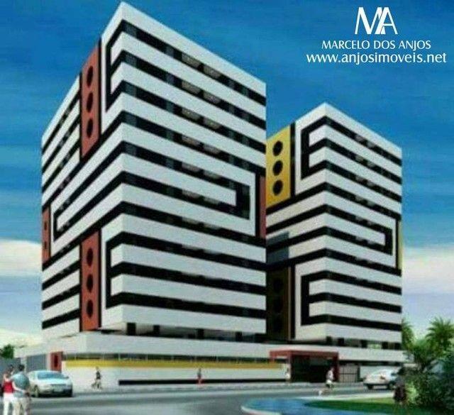 Apartamento no Edifício Piazza D?Itália em Pajuçara, Maceió ? AL