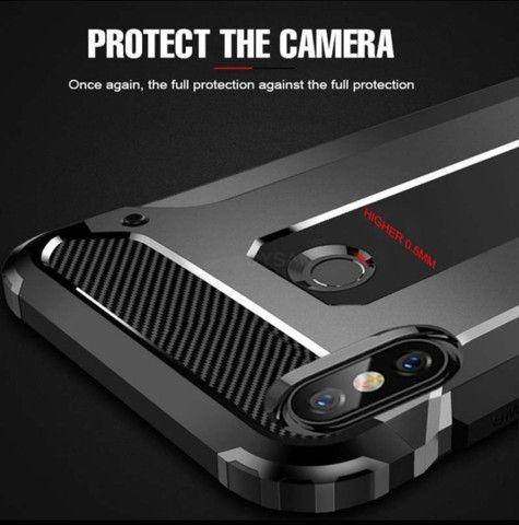 Capa Case Redmi Note 8 (Anti-Impacto) - Foto 3