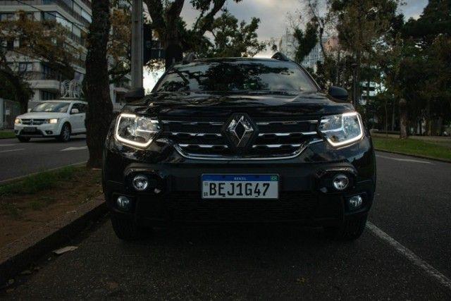 Novo Renault Duster Iconic 1.6 Automática CVT