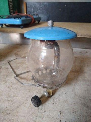 Luminária de Lampião a gás.  - Foto 2