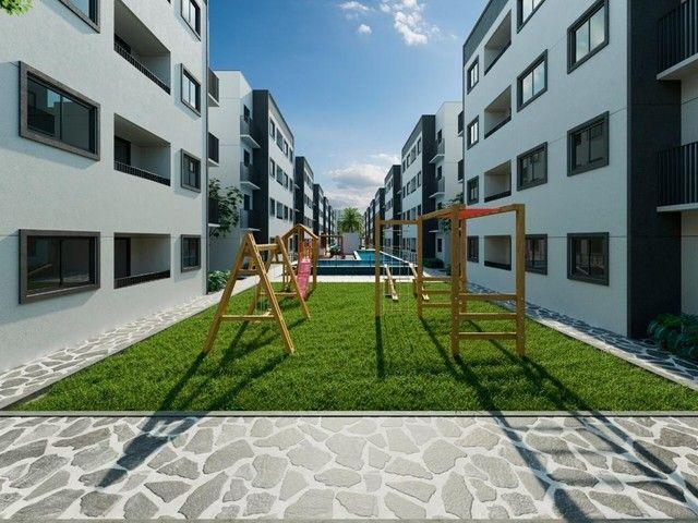 Apartamento 0 entrada com área de lazer completa no Cristo redentor R$116mil  - Foto 3