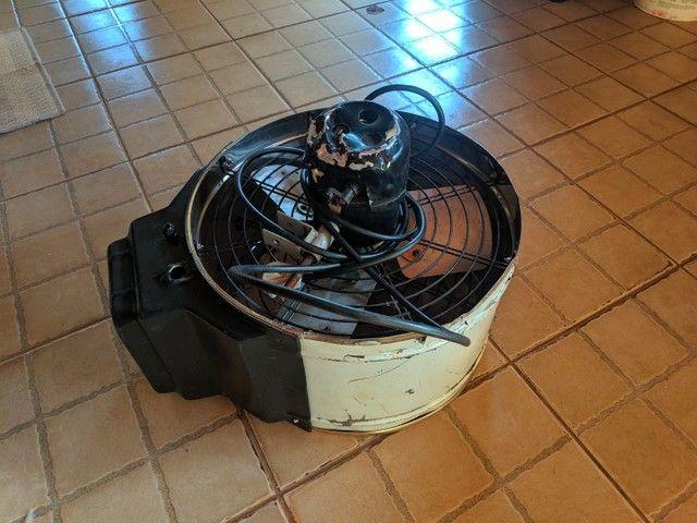 Umidificador Ventilador Climatizador Industrial Inox - Foto 3