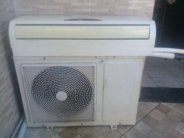 Ar condicionado 21mil btus - Foto 3