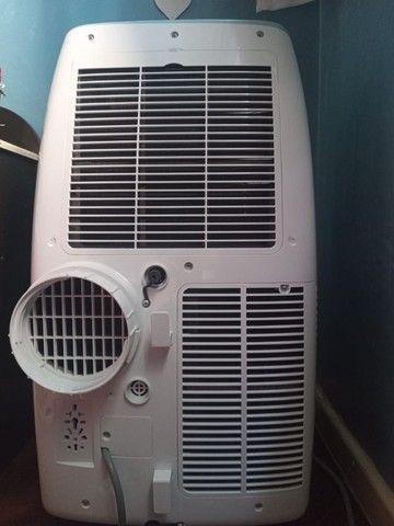 Ar-condicionado Portátil Philco 11.000 BTUs - Quente/Frio  - Foto 2
