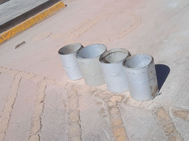 Chapa de zinco - Foto 3