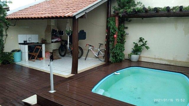 Linda Casa Condomínio Arara Azul Jardim Tijuca com Piscina - Foto 12